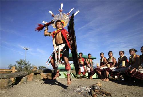Entertainment in Nagaland