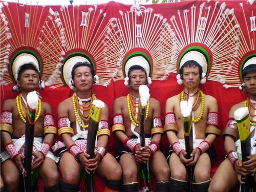 naga culture