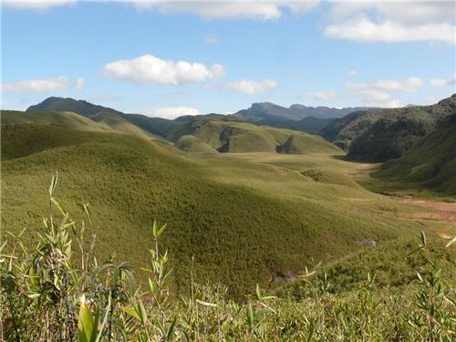 Climate of Nagaland