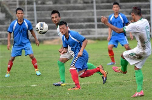 football in nagaland