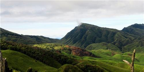 Beautiful attractions of Nagaland