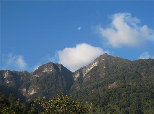 Japfu peak