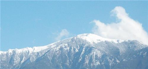 Peaks in Nagaland