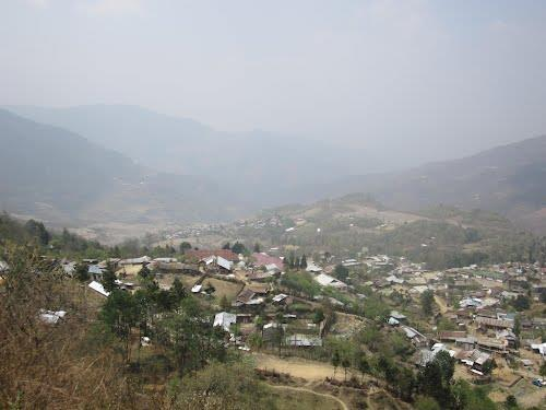 Places in Nagaland