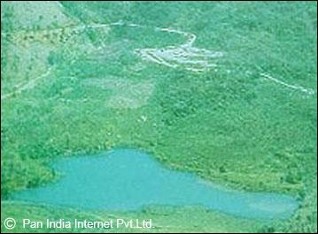Shilloi lake, Phek