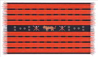 Weaves and textiles of nagaland