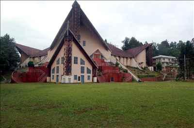 Catholic Cathedral, Kohima