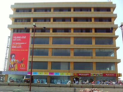 Empress Mall Nagpur, the luxurious mall in Nagpur, Maharashtra