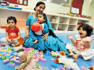 Creches and Day Care Centers in Nagpur