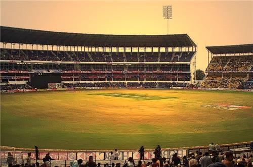 Cricket Stadium in Nagpur