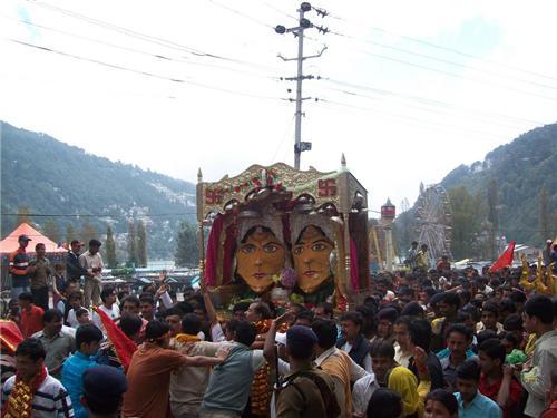 Nandadevi Fair