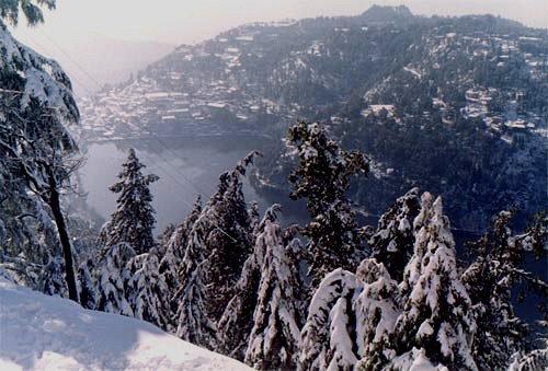 Climate of Nainital
