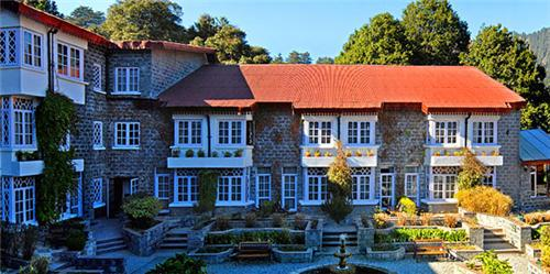 Four Star Hotel in Nainital