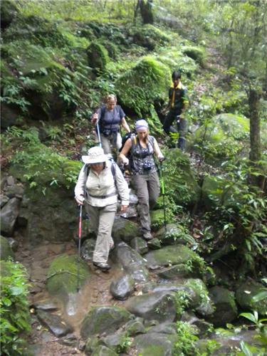 Mountaineering Nainital