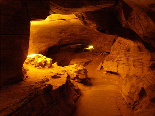 About Belum Caves