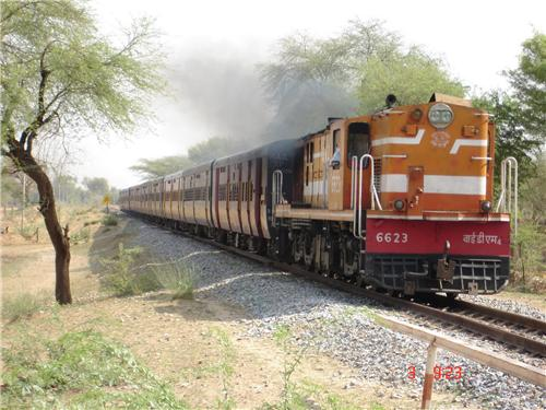 Trains from Nandyal