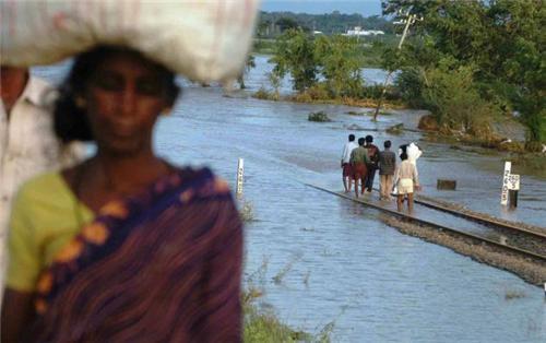 Effects of Kundu River
