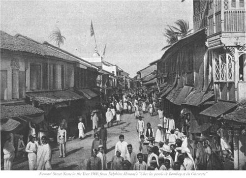 History of Navsari