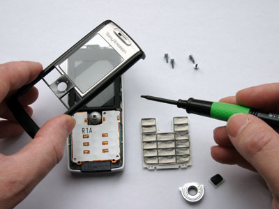 mobile phone service centers in Noida