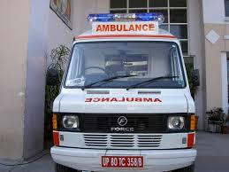 ambulance service in noida