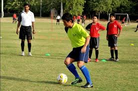 sports training centres in noida