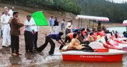 Boat Races in Ooty Lake