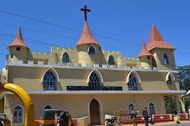 Holy Trinity Church of Ooty
