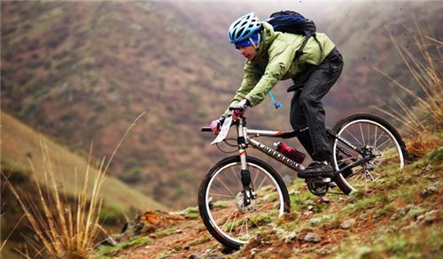 Mountain Biking at Ooty
