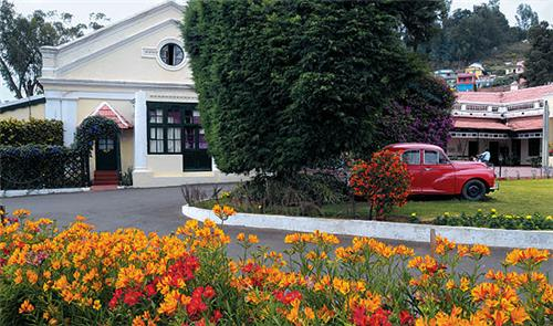 Ooty Luxury Hotels