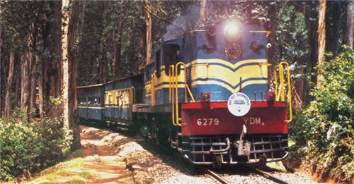 Trains to Ooty