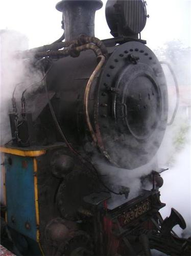 'X' Class Swiss Locomotive Engine