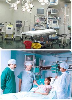 Healthcare Infrastructure of Odisha
