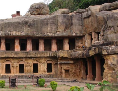 Caves in Odisha