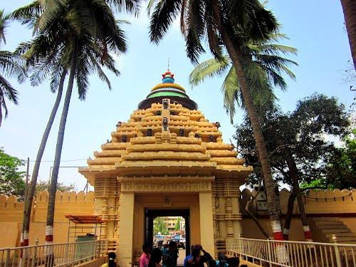 Temples of Puri