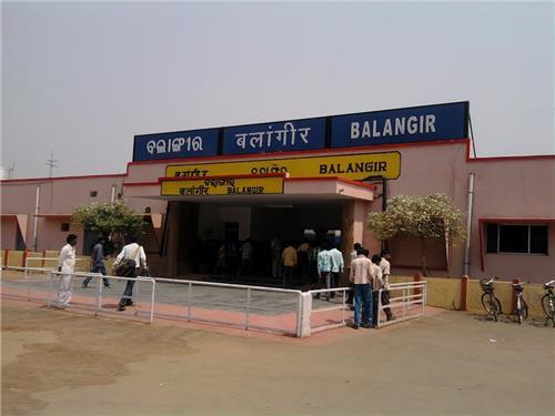 Transportation in Balangir