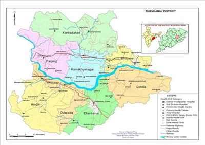 Dhenkanal Orissa
