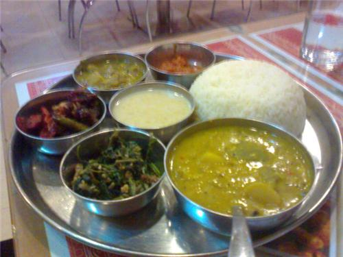 Food in Kendujhar