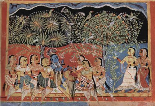 Art and Culture of Kendujhar