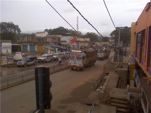 Road Transport in Kendujhar