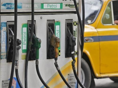 Fuel stations in Koraput