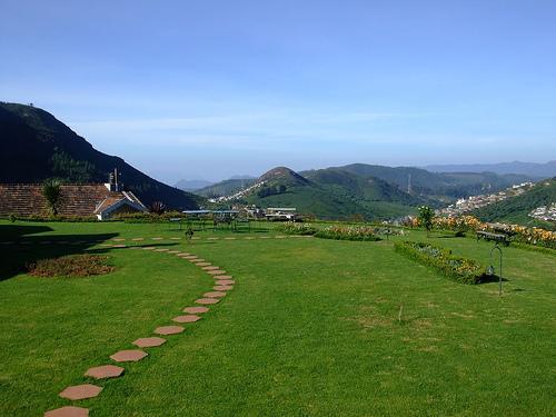 Hill near Panchkula
