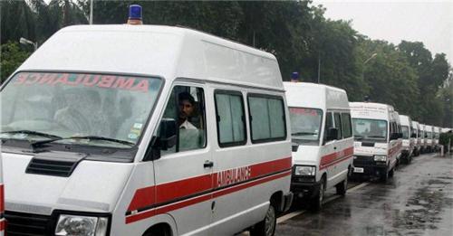 Ambulance in Panipat