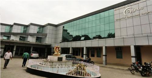 Maharaja Aggarsain Hospital in Panipat