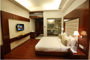Rooms at Days Hotel Panipat