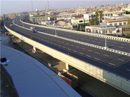 Elevated Expressway of Panipat