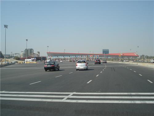 Expressway in Panipat