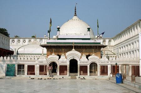 The Dargah Bu Ali Shah Qalandar