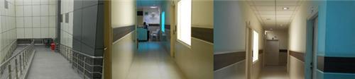 Departments of Ravindra Hospital