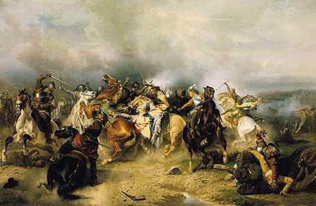 Battles of Panipat-Second