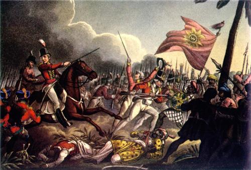 Rise of British after Third Battle of Panipat